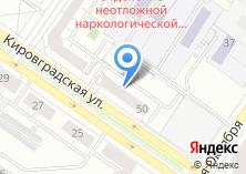 Компания «Center66.ru» на карте