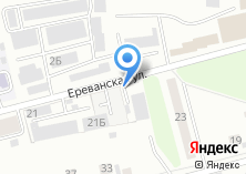 Компания «ПЕНА ОПТ» на карте