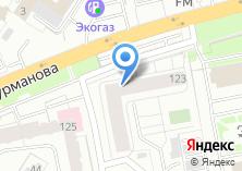 Компания «Метиз-опт Сервис» на карте
