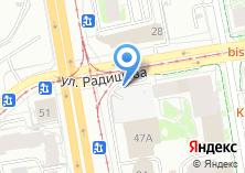 Компания «Баркас» на карте
