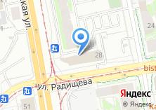 Компания «LARINA-DEKOR» на карте