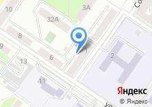 Компания «МебельСон» на карте
