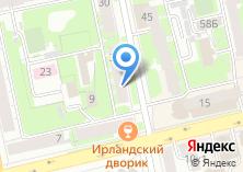 Компания «МастерКА» на карте