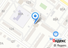 Компания «БИХ» на карте