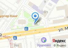 Компания «Храм во имя Святой Блаженной Матроны Московской» на карте