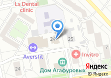 Компания «Постоянное представительство Республики Татарстан в Свердловской области» на карте