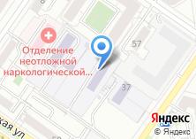 Компания «Детский сад №522» на карте