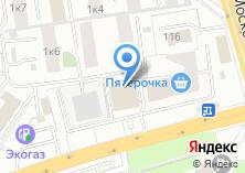 Компания «Black Ice» на карте