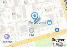 Компания «Металлургическая компания Урала Мартен» на карте