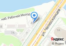 Компания «ОКПУР» на карте