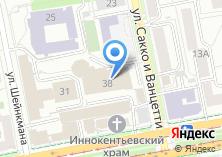 Компания «Юниор» на карте