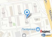 Компания «Общежитие УГЛТУ» на карте