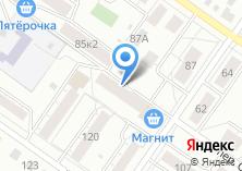 Компания «СлухПрайм» на карте