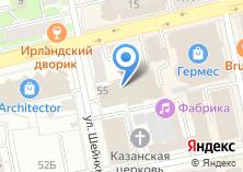 Компания «Malina Luxe» на карте