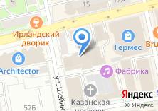 Компания «Строящееся административное здание по ул. Малышева» на карте