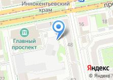 Компания «Svet66» на карте