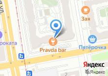 Компания «Урсула» на карте
