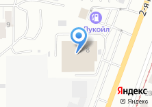 Компания «Лаксджин Екатеринбург» на карте
