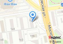 Компания «Creativiti» на карте