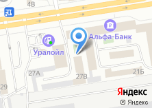 Компания «Екб-система» на карте
