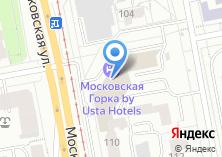 Компания «Московская горка» на карте