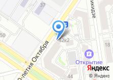 Компания «Тонус-Центр» на карте