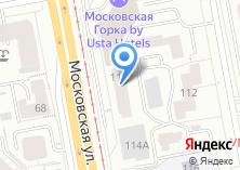 Компания «ПРОМТЕХКОМ» на карте