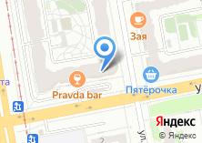 Компания «ЛингвоСтарс» на карте