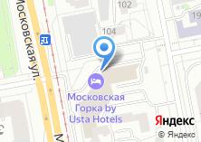 Компания «Уралмехкомплектация» на карте