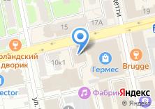 Компания «Элкаб-Урал» на карте