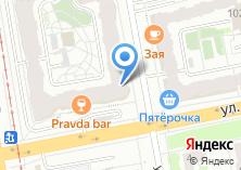 Компания «Эльт» на карте