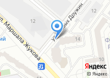 Компания «Тяньши Екатеринбург» на карте
