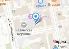 Компания «Уралагромаркет» на карте