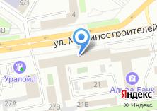 Компания «ТД Уралпрокат» на карте