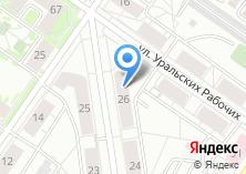 Компания «ВПО» на карте