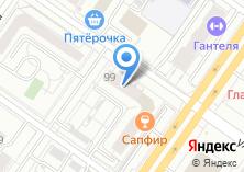 Компания «ПАЛИТРА ЦВЕТА» на карте