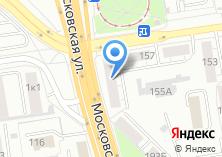 Компания «УРАЛМЕДСТИЛЬ» на карте