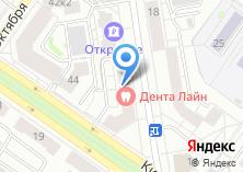Компания «Веселый паровозик» на карте
