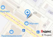 Компания «Мастер шкаф» на карте