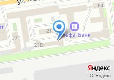 Компания «Masloboy» на карте