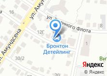 Компания «БРОНТОН» на карте