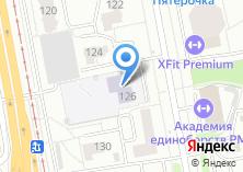 Компания «Детский сад №114 Карусель детства» на карте