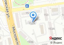 Компания «Екатеринбургэнерго МУП» на карте