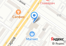 Компания «Пивная станция» на карте