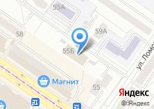 Компания «Центр коррекции энергоинформационного поля человека» на карте