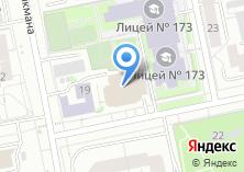 Компания «Эрланг» на карте