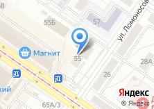 Компания «ФКБ ТрансНациональный Банк» на карте
