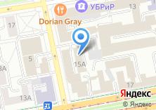Компания «Свердловская общественная организация инвалидов и ветеранов органов внутренних дел и внутренних войск» на карте