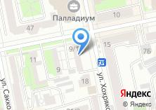 Компания «SOHO» на карте