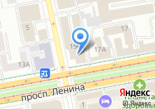 Компания «Информационный центр ГУ МВД России по Свердловской области» на карте